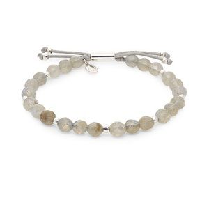 Gorjana Power Gemstone. Beaded Bracelet-Balance